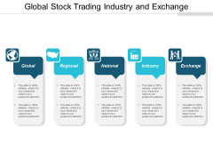 Global Stock Trading Industry And Exchange Ppt Powerpoint Presentation Ideas Summary