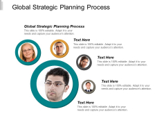 Global Strategic Planning Process Ppt PowerPoint Presentation Outline Pictures Cpb