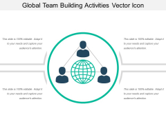 Global Team Building Activities Vector Icon Ppt PowerPoint Presentation Ideas Gallery PDF