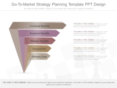 Go To Market Strategy Planning Template Ppt Design
