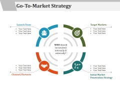 Go To Market Strategy Template 1 Ppt PowerPoint Presentation Ideas Guide