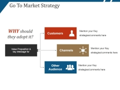Go To Market Strategy Template 2 Ppt PowerPoint Presentation File Show