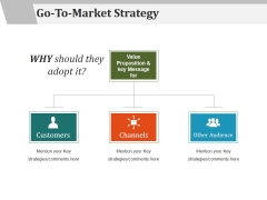 Go To Market Strategy Template 2 Ppt PowerPoint Presentation Summary Template