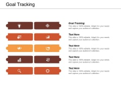 Goal Tracking Ppt Powerpoint Presentation Portfolio Format Cpb