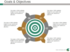 Goals And Objectives Ppt PowerPoint Presentation Slides Layout Ideas