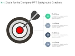 Goals For The Company Ppt PowerPoint Presentation Summary