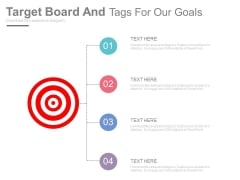 Goals Objectives And Activities Powerpoint Slides