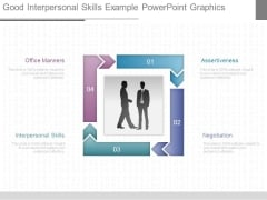 Good Interpersonal Skills Example Powerpoint Graphics