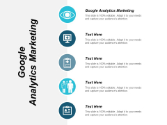 Google Analytics Marketing Ppt PowerPoint Presentation Professional Graphics Pictures