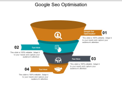 Google Seo Optimisation Ppt PowerPoint Presentation Infographic Template Pictures Cpb