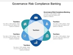Governance Risk Compliance Banking Ppt PowerPoint Presentation Gallery Templates Cpb
