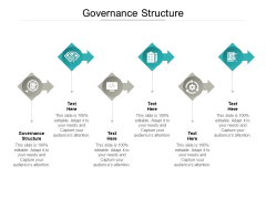 Governance Structure Ppt PowerPoint Presentation Show Sample Cpb Pdf