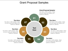 Grant Proposal Samples Ppt Powerpoint Presentation Pictures Vector Cpb