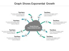 Graph Shows Exponential Growth Ppt PowerPoint Presentation File Gallery Cpb Pdf