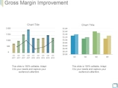 Gross Margin Improvement Ppt PowerPoint Presentation Guidelines