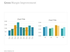Gross Margin Improvement Ppt PowerPoint Presentation Layout
