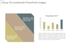 Group Of Investments Powerpoint Images
