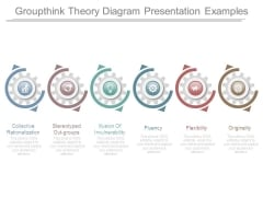 Groupthink Theory Diagram Presentation Examples