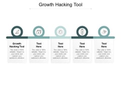 Growth Hacking Tool Ppt PowerPoint Presentation Professional Ideas Cpb