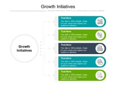 Growth Initiatives Ppt PowerPoint Presentation Portfolio Ideas Cpb