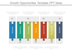 Growth Opportunities Template Ppt Ideas