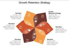 Growth Retention Strategy Ppt PowerPoint Presentation Ideas Show