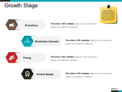 Growth Stage Ppt PowerPoint Presentation Infographics Vector