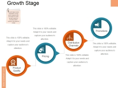 Growth Stage Ppt PowerPoint Presentation Show Master Slide