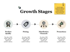 Growth Stages Ppt PowerPoint Presentation Gallery Portrait