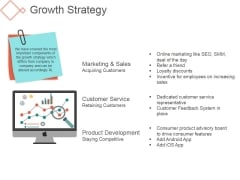 Growth Strategy Ppt PowerPoint Presentation Clipart
