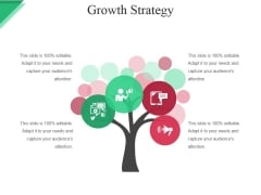 Growth Strategy Ppt PowerPoint Presentation Inspiration Introduction