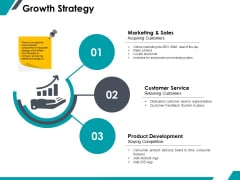 Growth Strategy Ppt PowerPoint Presentation Pictures Deck