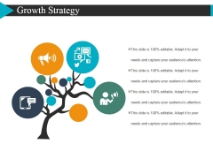 Growth Strategy Template 2 Ppt Powerpoint Presentation Diagram Graph Charts