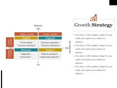 Growth Strategy Template Ppt PowerPoint Presentation Ideas Clipart Images