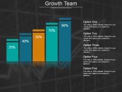 Growth Team Ppt PowerPoint Presentation Icon Topics