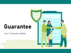 Guarantee Business Envelope Ppt PowerPoint Presentation Complete Deck