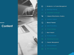 Guide For Managers To Effectively Handle Products Content Ppt File Designs PDF