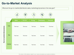Guide To Overseas Expansion Plan For Corporate Entity Go To Market Analysis Structure PDF