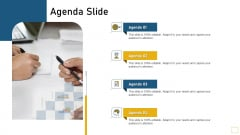 Guidelines Customer Conduct Assessment Agenda Slide Template PDF