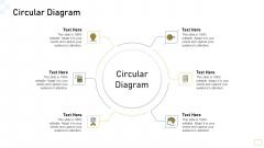 Guidelines Customer Conduct Assessment Circular Diagram Slides PDF