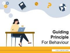 Guiding Principle For Behaviour Human Brain Idea Technology Ppt PowerPoint Presentation Complete Deck