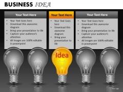 Good Idea PowerPoint Ppt Slides