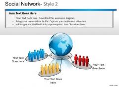 Google Circles Social Media PowerPoint Slides And Ppt Diagram Templates