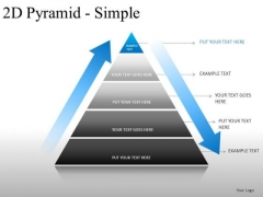 Groups 2d Pyramid Simple PowerPoint Slides And Ppt Diagram Templates