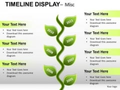 Growth Timeline Chart PowerPoint Slides And Time Ppt Templates