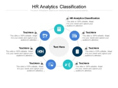 HR Analytics Classification Ppt PowerPoint Presentation Show Cpb