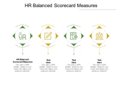 HR Balanced Scorecard Measures Ppt PowerPoint Presentation Model Influencers Cpb