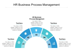 HR Business Process Management Ppt PowerPoint Presentation Icon Master Slide Cpb