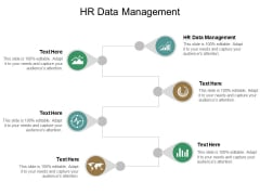 HR Data Management Ppt PowerPoint Presentation Outline Model Cpb