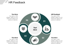 HR Feedback Ppt PowerPoint Presentation Pictures Structure Cpb